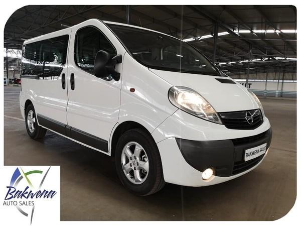 2013 Opel Vivaro 1.9 Cdti Bus  Gauteng Karenpark_0