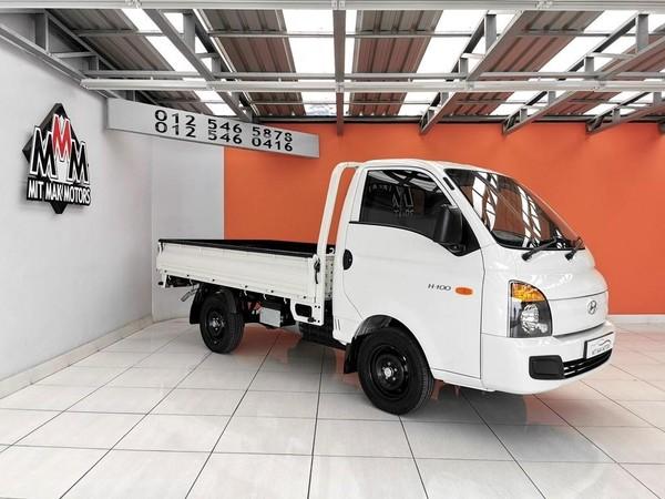 2018 Hyundai H100 Bakkie 2.6d Fc Cc  Gauteng Pretoria_0