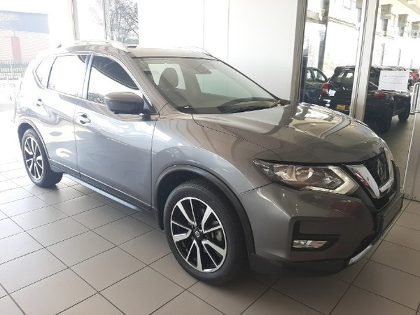 2019 Nissan X-Trail 2.5 Tekna 4X4 CVT 7S Gauteng Pretoria_0