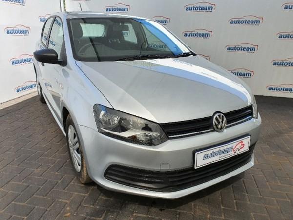 2019 Volkswagen Polo Vivo 1.4 Comfortline 5-Door Gauteng Boksburg_0