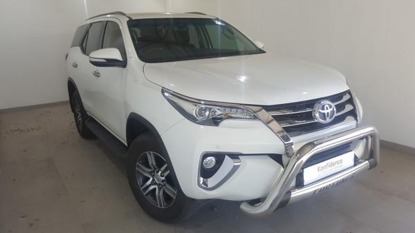 2018 Toyota Fortuner 2.8GD-6 4X4 Gauteng Roodepoort_0