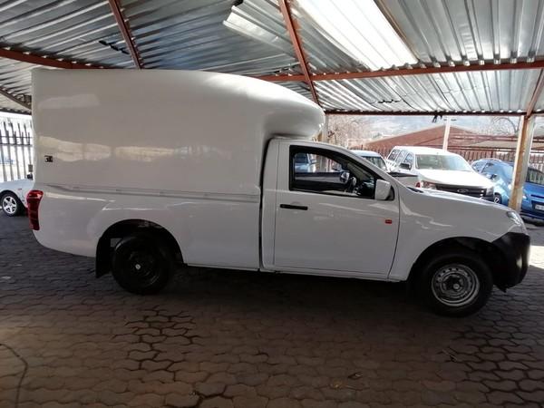 2015 Isuzu KB Series 250 D-TEQ HO Fleetside Safety Single Cab Bakkie Gauteng Jeppestown_0
