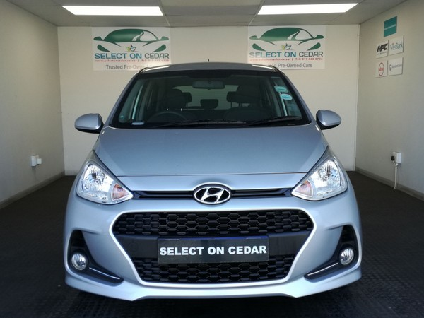2019 Hyundai Grand i10 1.0 Motion Gauteng Four Ways_0