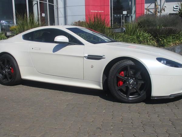 2012 Aston Martin Vantage Coupe  Gauteng Johannesburg_0
