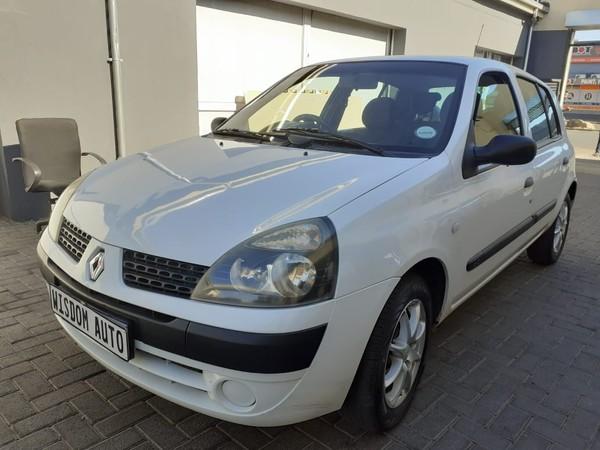 2003 Renault Clio 1.5 Dci Expression  Gauteng Johannesburg_0