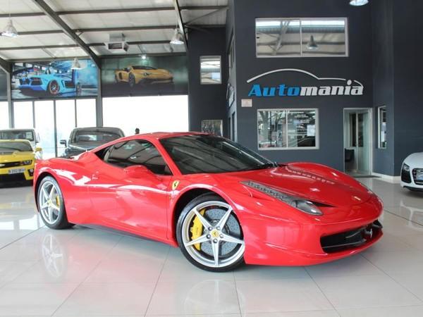 2011 Ferrari 458 2011 Ferrari 458 Italia Gauteng Kyalami_0