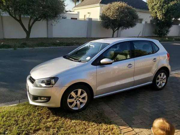 2014 Volkswagen Polo 1.4 Comfortline 5dr  Western Cape Paarl_0