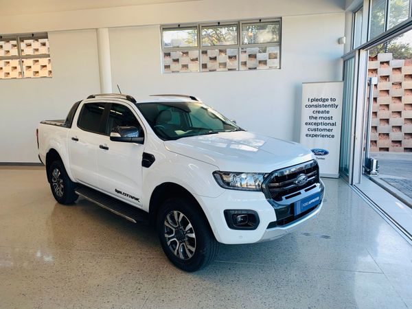2020 Ford Ranger 2.0TDCi Wildtrak Auto Double Cab Bakkie Mpumalanga White River_0