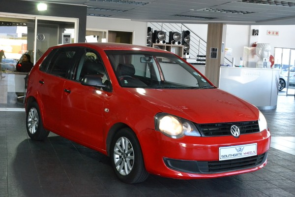 2013 Volkswagen Polo Vivo 1.4 Trendline 5-Door Gauteng Roodepoort_0