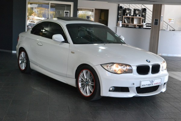 2012 BMW 1 Series 125i Coupe At  Gauteng Roodepoort_0