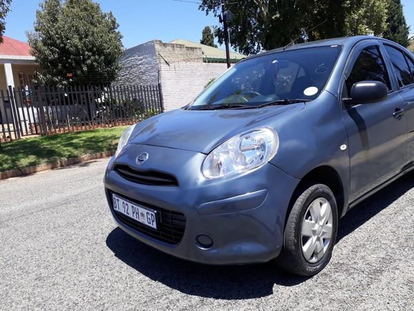 2013 Nissan Micra 1.2 Active Visia Gauteng Johannesburg_0