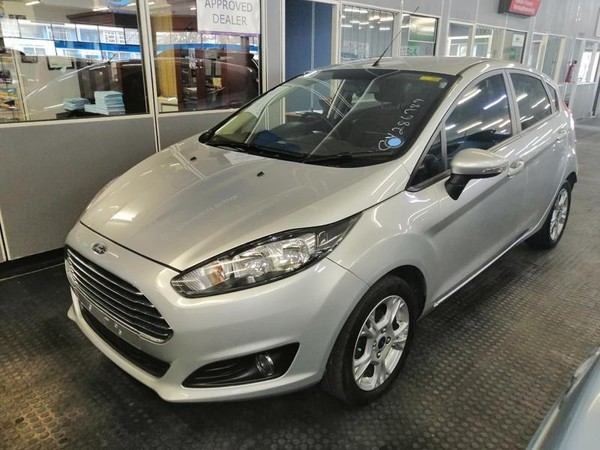 2015 Ford Fiesta 1.0 Ecoboost Trend 5dr  Western Cape Goodwood_0
