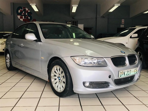 2009 BMW 3 Series 320d e90  Gauteng Springs_0