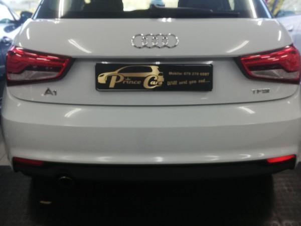 2016 Audi A1 1.0t FSi S 3Dr Western Cape Goodwood_0