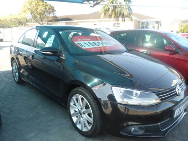 2012 Volkswagen Jetta Vi 1.4 Tsi Highline  Eastern Cape Port Elizabeth_0