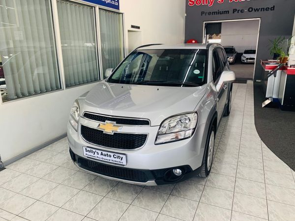 2011 Chevrolet Orlando 1.8lt  Eastern Cape Port Elizabeth_0
