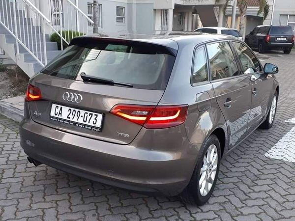 2014 Audi A3 1.4T FSI SE Stronic Western Cape Goodwood_0