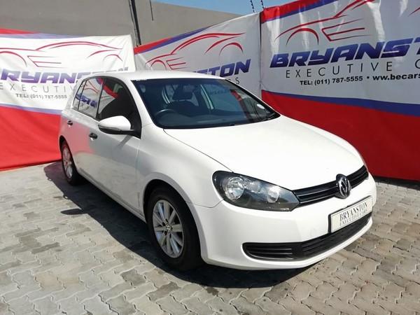 2012 Volkswagen Golf Vi 1.6i Trendline  Gauteng Randburg_0