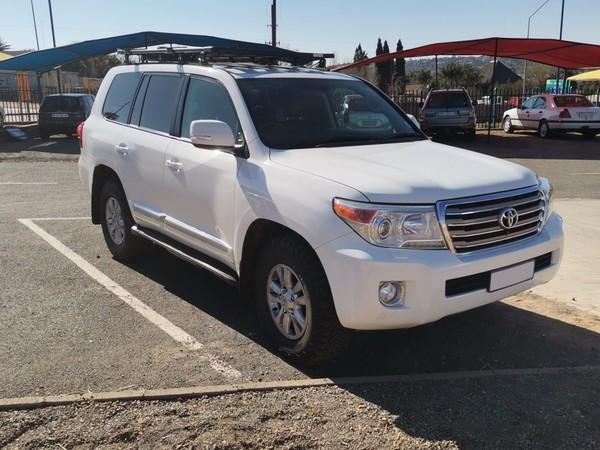 2013 Toyota Land Cruiser 200 V8 4.5d Vx At  Gauteng Centurion_0