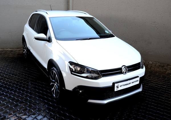 2015 Volkswagen Polo Cross 1.2 TSI Gauteng Pretoria_0