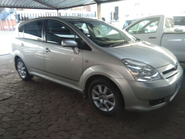 2007 Toyota Verso 160 Sx  Gauteng Jeppestown_0