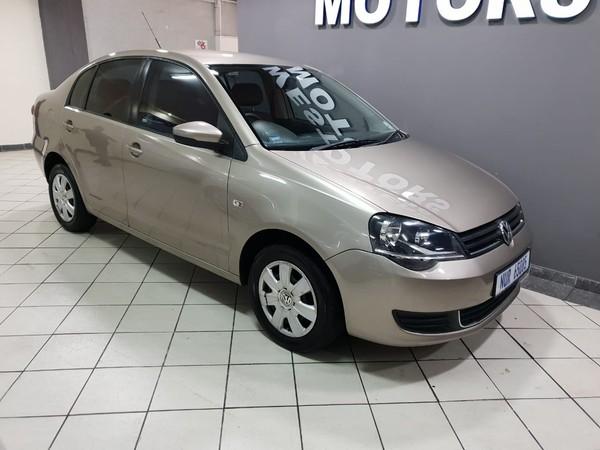 2016 Volkswagen Polo Vivo GP 1.4 Trendline Kwazulu Natal Durban_0