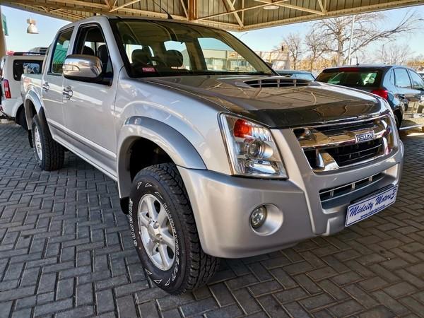 2008 Isuzu KB Series Kb300d-teq Lx Pu Dc  North West Province Klerksdorp_0