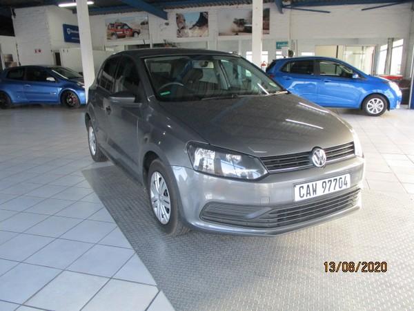 2017 Volkswagen Polo 1.2 TSI Trendline 66KW Western Cape Knysna_0