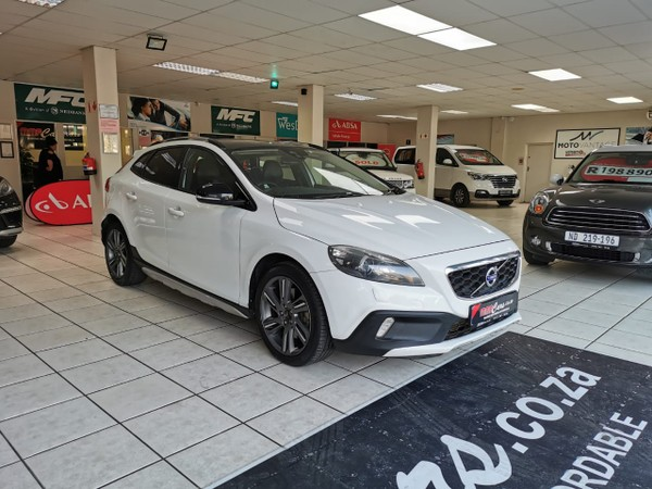 2014 Volvo V40 CC D3 Excel Geartronic Kwazulu Natal Pinetown_0