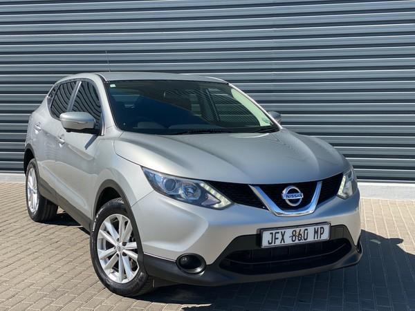 2014 Nissan Qashqai 1.5 dCi Acenta Mpumalanga Evander_0