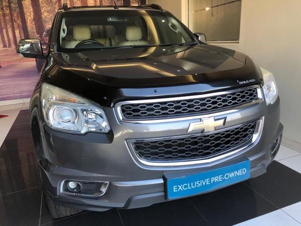 2014 Chevrolet Trailblazer 3.6 4x4 At  Gauteng Midrand_0