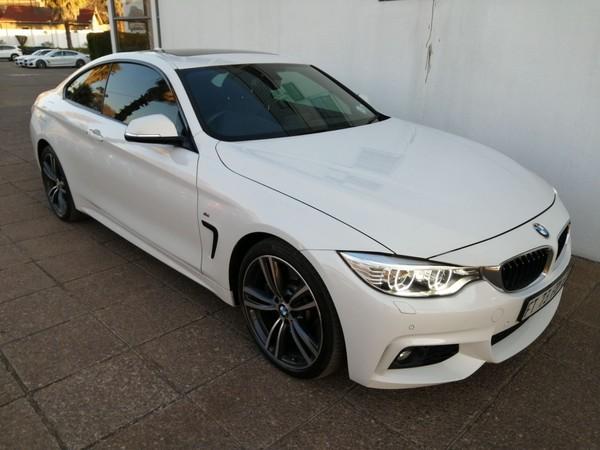2016 BMW 4 Series 440i Coupe M Sport Auto Gauteng Germiston_0