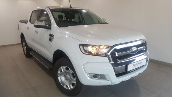 2018 Ford Ranger 3.2TDCi XLT Auto Double Cab Bakkie Gauteng Roodepoort_0