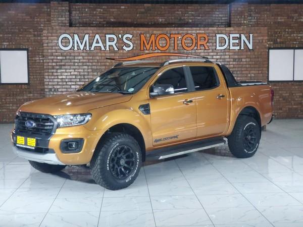 2019 Ford Ranger 2.0TDCi Wildtrak Auto Double Cab Bakkie Mpumalanga Witbank_0