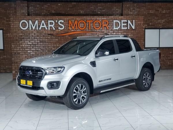 2020 Ford Ranger 2.0TDCi Wildtrak Auto Double Cab Bakkie Mpumalanga Witbank_0