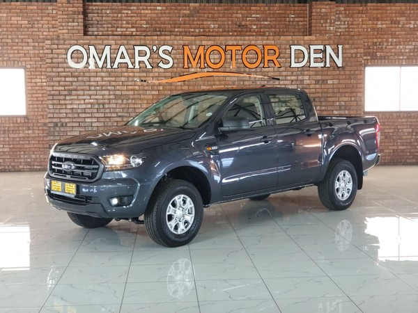 2020 Ford Ranger 2.2TDCi XL Auto Double Cab Bakkie Mpumalanga Witbank_0