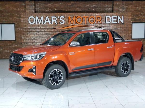 2020 Toyota Hilux 2.8 GD-6 Raider 4X4 Double Cab Bakkie Auto Mpumalanga Witbank_0