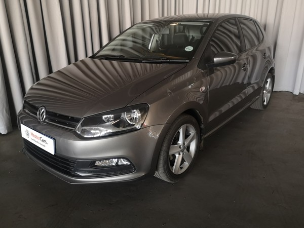 2018 Volkswagen Polo Vivo 1.6 Highline 5-Door Gauteng Centurion_0