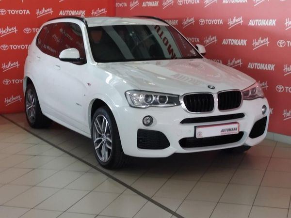 2016 BMW X3 xDRIVE20d M Sport Auto Gauteng Sandton_0