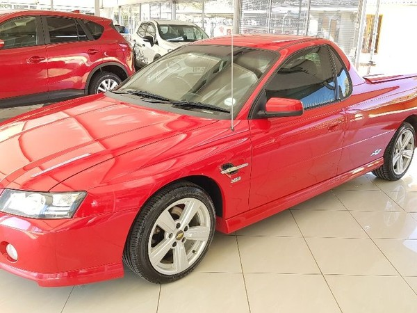 2007 Chevrolet Lumina Ss 6.0 Ute At Pu Sc  North West Province Brits_0