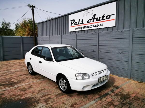 2002 Hyundai Accent 1.5 Gls At  Western Cape Kraaifontein_0