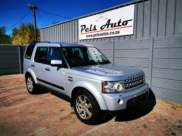 2011 Land Rover Discovery 4 3.0 Tdv6 Se  Western Cape Kraaifontein_0