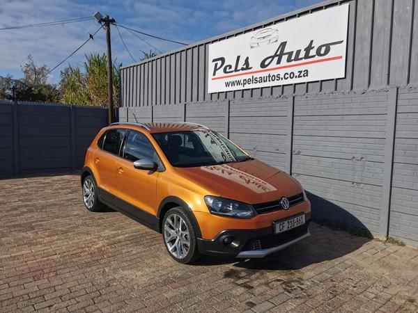2014 Volkswagen Polo Cross 1.2 TSI Western Cape Kraaifontein_0