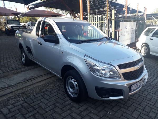 2013 Chevrolet Corsa Utility 1.4 Sc Pu  Mpumalanga Nelspruit_0