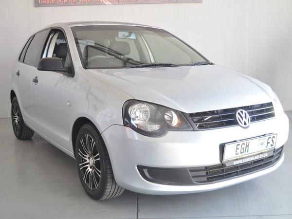 2012 Volkswagen Polo Vivo 1.4 5Dr Free State Bloemfontein_0