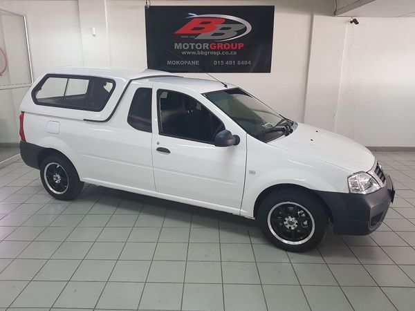 2020 Nissan NP200 1.5 Dci  Ac Safety Pack Pu Sc  Limpopo Mokopane_0