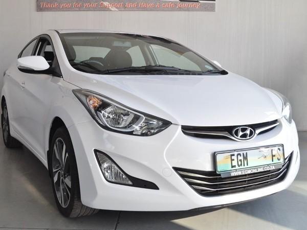 2016 Hyundai Elantra 1.6 Premium Auto Free State Bloemfontein_0