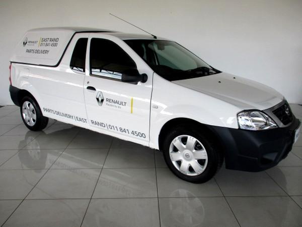 2020 Nissan NP200 1.6  Ac Safety Pack Pu Sc  Gauteng Boksburg_0