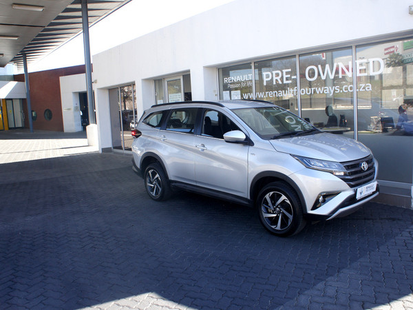 2019 Toyota Rush 1.5 Auto Gauteng Four Ways_0