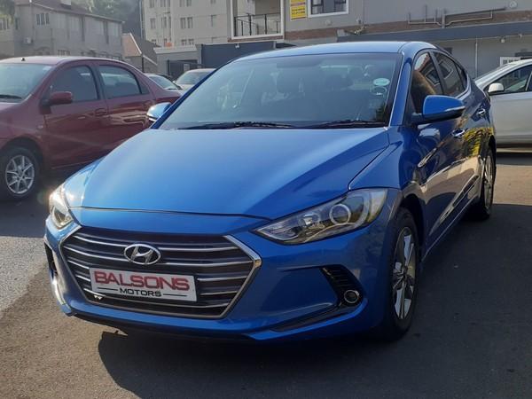 2017 Hyundai Elantra 1.6 Executive Auto Kwazulu Natal Durban_0